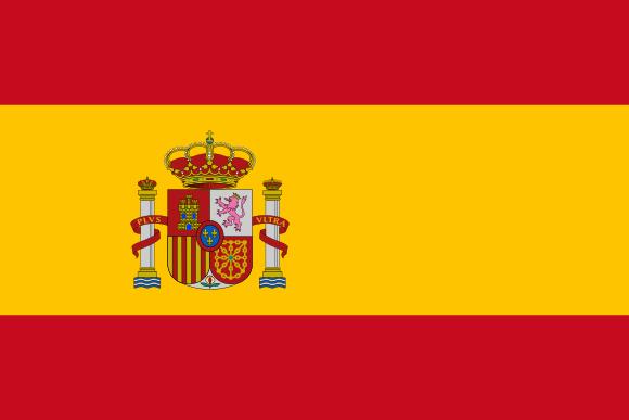 Servers in Spain