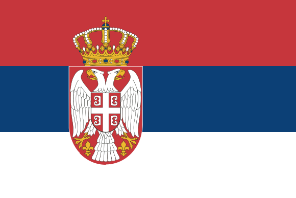 Servers in Serbia