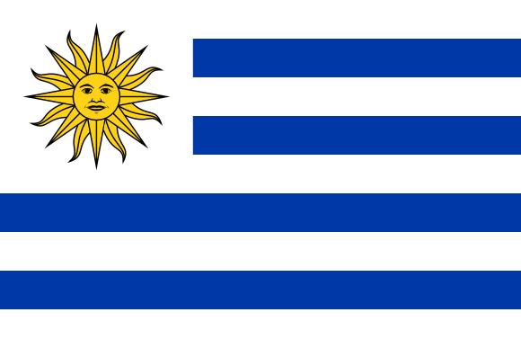 Servers in Uruguay