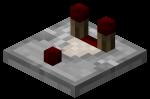Redstone comparator inactive