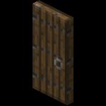 Spruce door