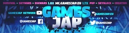 GamesJap ** 1.7 - 1.12 ** NO PREMIUM