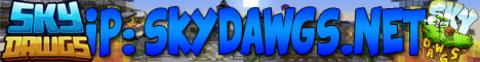 SkyDawgs - SKYBLOCK JUST RESET!!