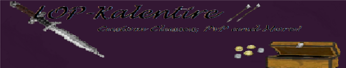 Legends Of Pelindra-Kalentire