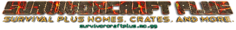 SurvivorCraftPlus©