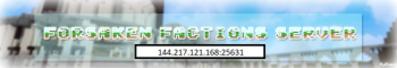 Forsaken Faction Server