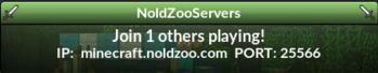 NoldZooServers