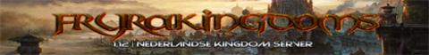 {NL} FryraKingdoms| Nederlandse Kingdom Server | 1.8.9 - 1.13 | NIEUW {NL}