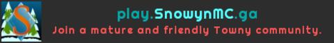 SnowynMC