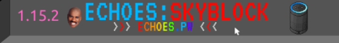 Echoes: Skyblock