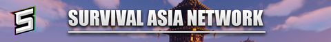 [1.16] CRACKED | Survival Asia Minecraft Network | SLIMEFUN+VANILLA Survival | Bedwars [Asia/Malaysia/MY/Global]